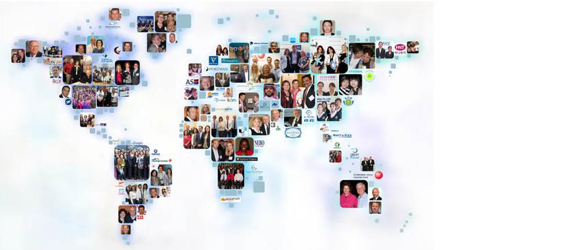 Internationaal netwerk van Radius Travel biedt vele voordelen