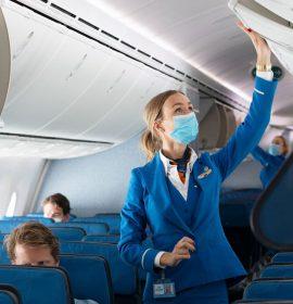 KLM COVID19 maatregelen