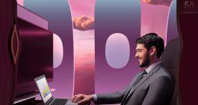 Vlieg met Qatar Airways