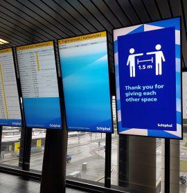 Op reis via Schiphol Airport