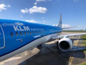 KLM Corporate SAF promgramma